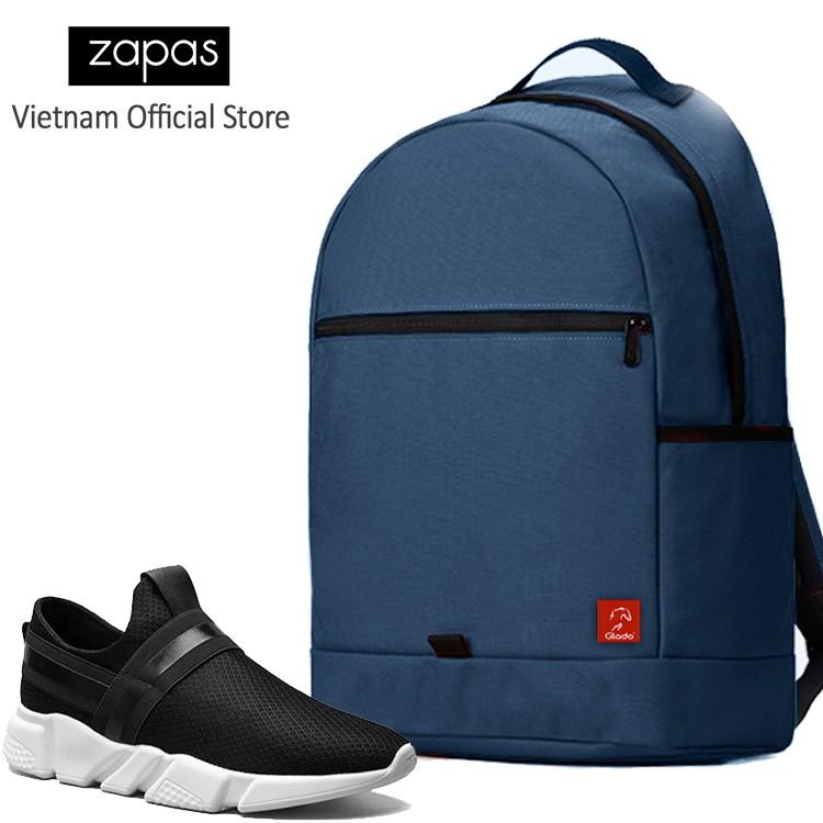 Combo Balo Du Lịch Glado Classical BLL006 (Xanh Dương) Và Giày Sneaker Thể Thao Zapas GS084 (Đen) - 2983221 , 533987105 , 322_533987105 , 650000 , Combo-Balo-Du-Lich-Glado-Classical-BLL006-Xanh-Duong-Va-Giay-Sneaker-The-Thao-Zapas-GS084-Den-322_533987105 , shopee.vn , Combo Balo Du Lịch Glado Classical BLL006 (Xanh Dương) Và Giày Sneaker Thể Thao