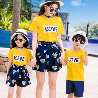 Áo phông gia đình 💥FREESHIP💥 Áo gia đinh giá rẻ hàng thiết kế cao cấp [ao gia dinh]