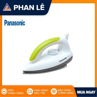 Yêu ThíchBàn ủi khô Panasonic PABU-NI-317TXRA 1000W (Trắng phối Xanh)