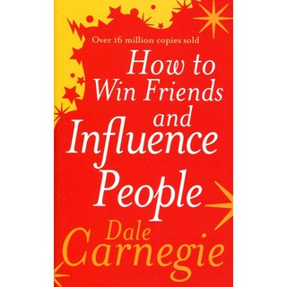 Sách Ngoại văn How to Win Friends and Influence People - English Book thumbnail