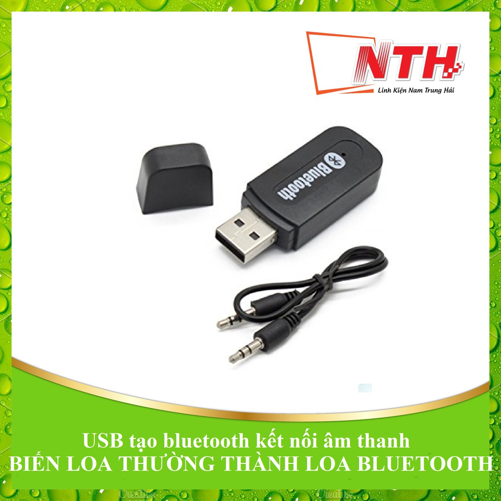 [NTH] USB Tạo Bluetooth HT-163