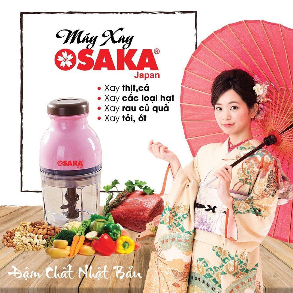 Máy xay sinh tố đa năng Osaka xay thịt, đá cứng, hoa quả - Gia dụng Tô Lan
