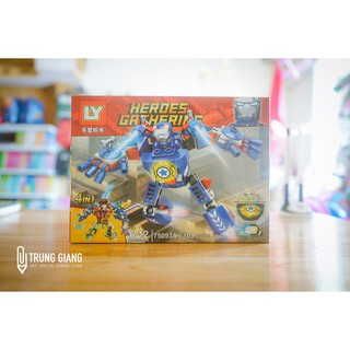 LEGO NINJA AVENGERS(4 IN 1)