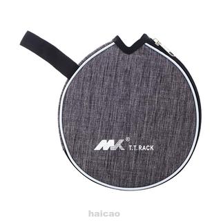 Zipper Closure Portable Durable Sports Oxford Cloth Protective Handle Racket Storage Bag