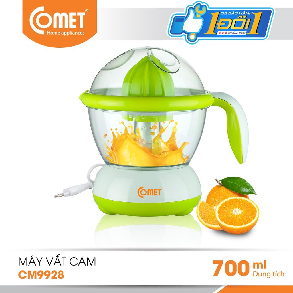 Máy vắt cam Comet CM9928 0.7L