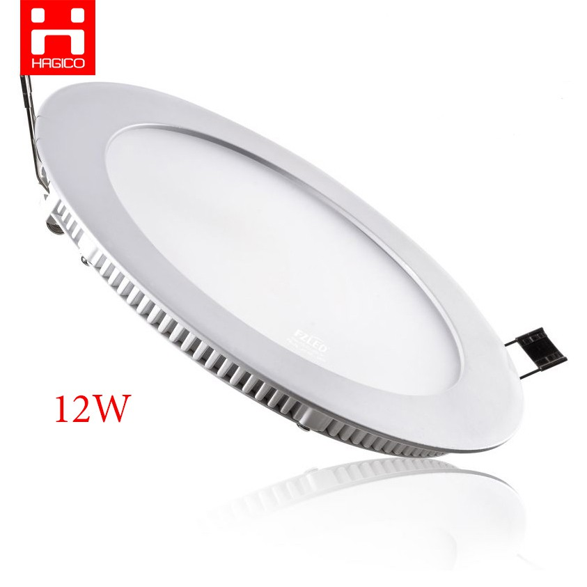Bóng đèn led âm trần 12W - tròn