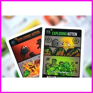 Board Game Combo Mèo Nổ tiến công