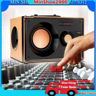 Loa nghe nhạc,Loa Bluetooth RS A200 Cao Cấp, Chất Liệu Tốt , Âm Thanh Sắc Nét Sôi Động - Giảm Giá 50% Bảo Hành 1 Đổi 1