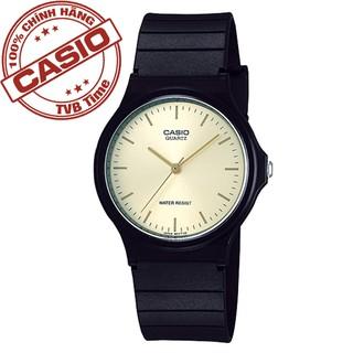 Đồng hồ unisex dây nhựa Casio Standard chính hãng Anh Khuê MQ-24-9ELDF (34mm)