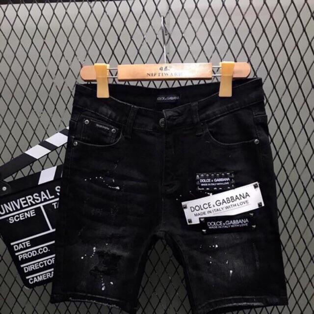 Quần short jean cao cấp fs 68