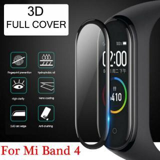 1 Miếng Dán Bảo Vệ Màn Hình 3d Cho Xiaomi Mi Band 4
