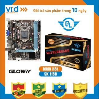 Bo Mạch Chủ Mainboard GLOWAY INTEL BH81-V21 Socket 1150 thumbnail