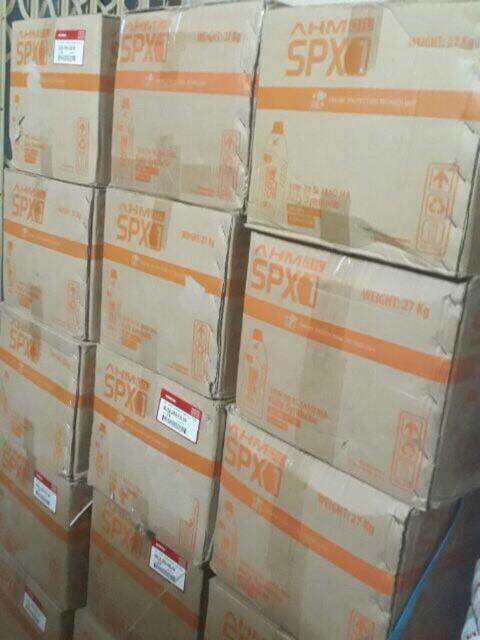 Nhớt SPX1 hàng chính hãng winner ,sonic ,cbr 150 1l2