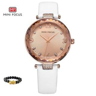 [Tặng vòng tay]Đồng hồ nữ Mini Focus chính hãng MF0038L dây đeo cao cấp thumbnail