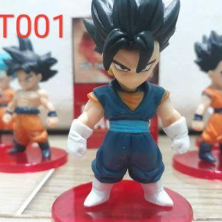 Bộ 6 cái / 1 đồ chơi mô hình Dragon Ball 6-7cm