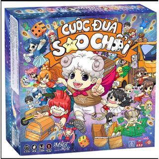 Đồ chơi trẻ em – Boardgame Lớp Học Mật Ngữ – Cuộc Đua Sao Chổi (BẢN ĐẸP)