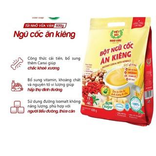 Bột Ngũ Cốc Ăn Kiêng Việt Đài 600g.