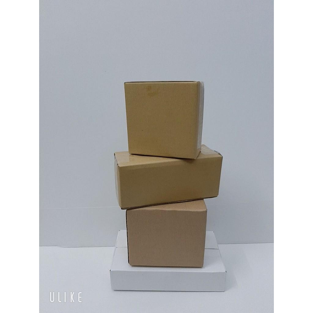 Hộp giấy carton GIÁ RẺ 18x13x10, số lượng 100 hộp (TRÙM SỸ CARTON)