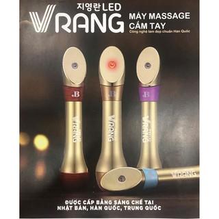 Máy massage mặt 24K JB Gold Led VRANG Hàn Quốc