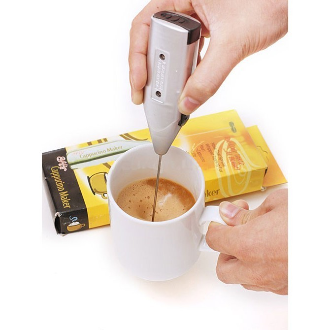 Máy Tạo Bọt Cafe, Đánh Trứng Mini - 2754235 , 39815593 , 322_39815593 , 55000 , May-Tao-Bot-Cafe-Danh-Trung-Mini-322_39815593 , shopee.vn , Máy Tạo Bọt Cafe, Đánh Trứng Mini