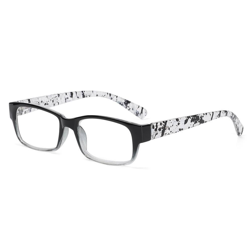 💍MELODG💍 +1.0~+4.0 Reading Glasses HD Clear Lens Eyewear Presbyopia Eyeglasses TR90 For Women&Men Ultralight Resin Gradient/Multicolor