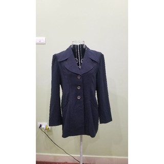 Áo vest nữ màu đen