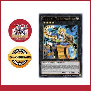 [Thẻ Bài Yugioh Chính Hãng] Zoodiac Tigermortar