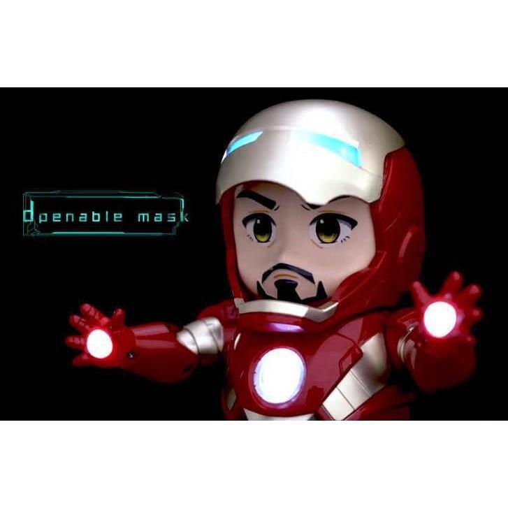 [TOY2806 giảm 10%] - Người sắt nhảy múa - Hero Dance - Dance Iron Man Marvel Avengers LD-155A - Loại...