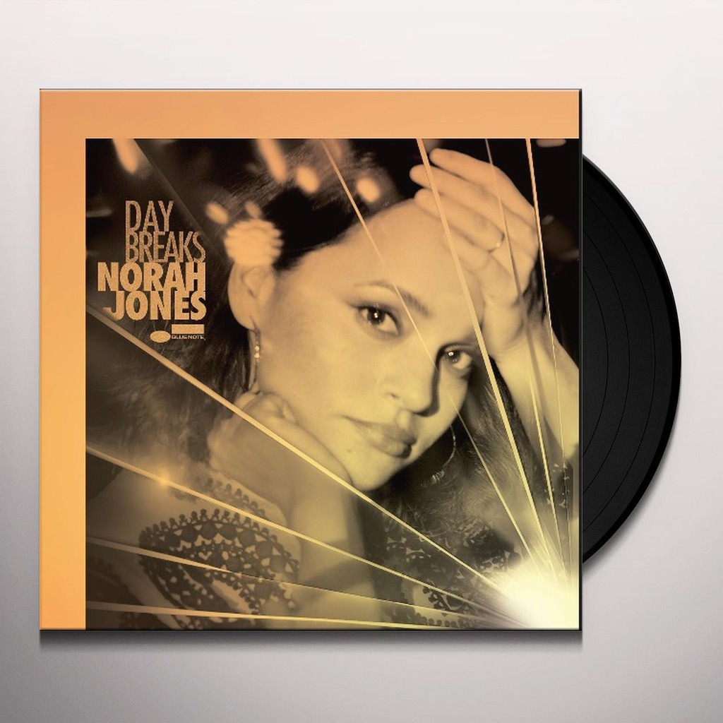 Norah Jones - Day Breaks (Vinyl LP) - Đĩa than