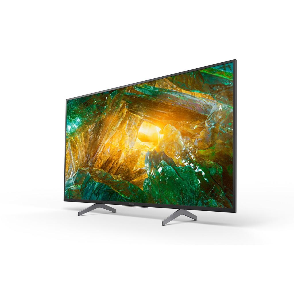 [Mã ELMALL1TR giảm 5% đơn 3TR] Android Tivi Sony 4K 55 Inch KD-55X8050H - Miễn phí lắp đặt