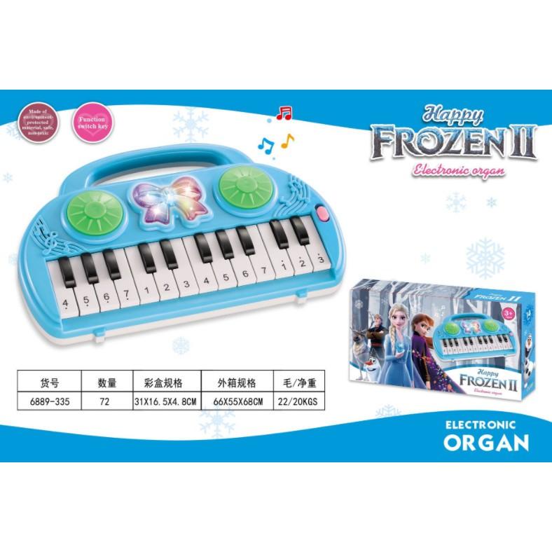 [Tặng Pin] Đồ chơi cho bé Đàn Organ điện tử giúp bé phát triển thính giác và não bộ an toàn cho bé