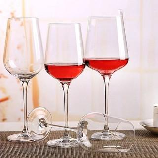 1 Ly rượu vang pha lê 450ml-EJ5948 DELI