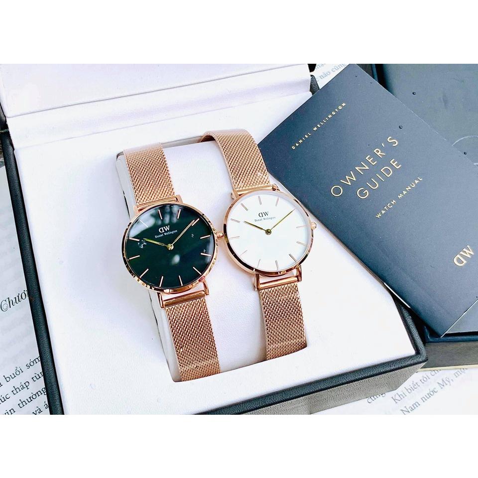 Đồng hồ nữ daniel wellington petite. Case 28mm-32mm, 3atm.