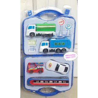 Đồ chơi vali phương tiện giao thông