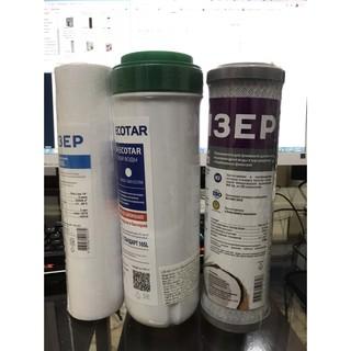 Bộ 3 lõi lọc máy lọc nước Nano Geyser Ecotar 2 (nhập Nga)