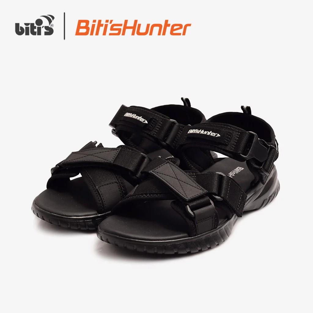 [Mã WABRH100 giảm 10% tối đa 100K đơn từ 599K] Sandal Nam Biti's Hunter Americano 2K20 DEMH00400DEN (Đen)