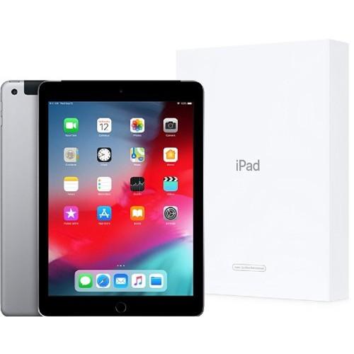 [Mã ELMT8 giảm 5% đơn 8TR] Máy tính bảng iPad 9.7 inch 2018 4G 128GB Mới - Hàng Nhập Khẩu