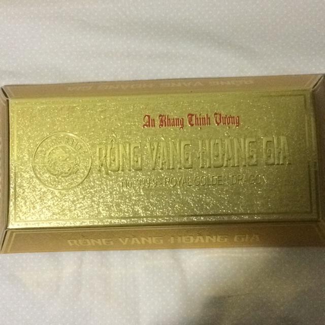 [Tết] Bánh đậu xanh Hoàng Gia hộp Thỏi Vàng nhỏ 250g - 10068530 , 810537426 , 322_810537426 , 26000 , Tet-Banh-dau-xanh-Hoang-Gia-hop-Thoi-Vang-nho-250g-322_810537426 , shopee.vn , [Tết] Bánh đậu xanh Hoàng Gia hộp Thỏi Vàng nhỏ 250g