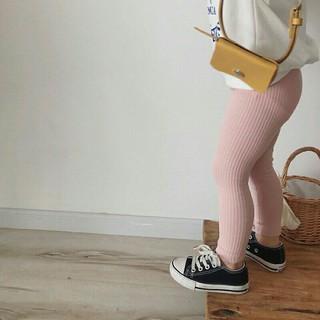 [XẢ KHO] Quần thun gân Minkymom bảng màu siêu đẹp cho bé trai bé gái Q04