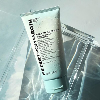 Peter Thomas Roth ? Kem rửa mặt tẩy trang Water Drench Cloud Cream Cleanser