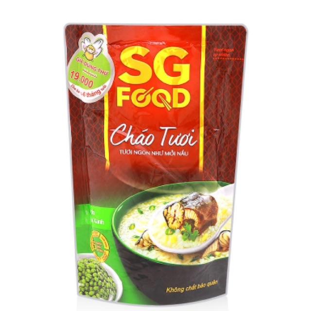 Cháo lươn đậu xanh SG Food 270g - 2526499 , 290932734 , 322_290932734 , 30000 , Chao-luon-dau-xanh-SG-Food-270g-322_290932734 , shopee.vn , Cháo lươn đậu xanh SG Food 270g