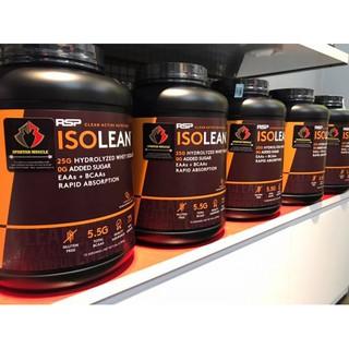 ISO LEAN CHOCOLATE Hydrolyzed Whey Protein Isolate Hổ trợ tăng cân – 73 liều dùng