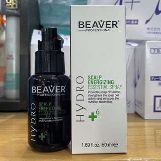 Xịt dưỡng da đầu chống rụng và kích thích MỌC TÓC +6 BEAVER 50ml thumbnail