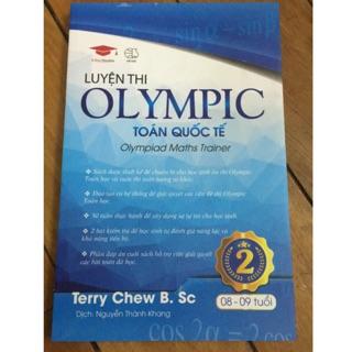 Sách - Luyện Thi Olympic Toán quốc tế 02 ( 9 - 10 tuổi)