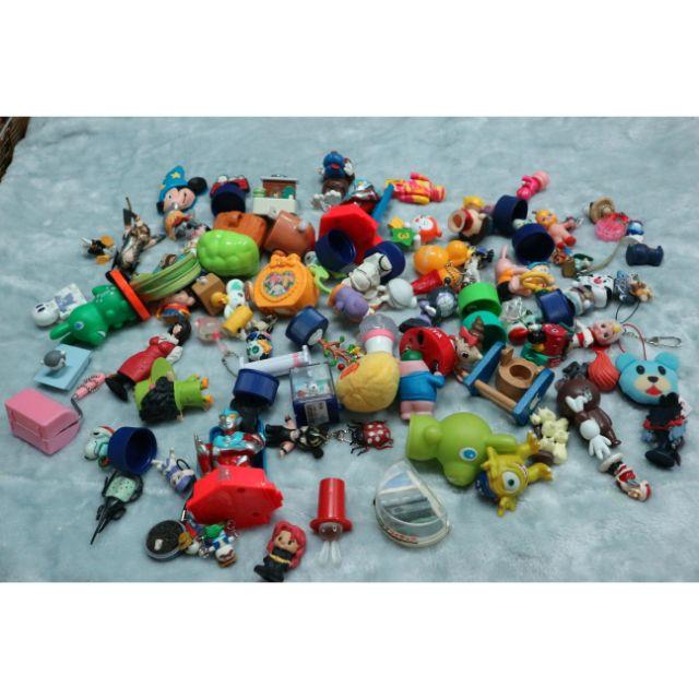Combi đồ chơi các loại trên 60 món