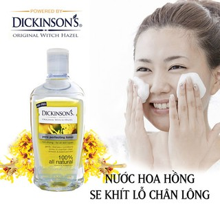 Toner Dickinson Original Witch Hazel 237ml