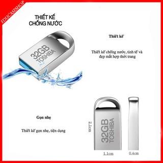 USB TOSIBA Chính Hãng, USB 4GB/8GB/16GB/32GB HÀNG CHÍNH HÃNG Chống Nước,nhỏ gọn tiện lợi.educaseshop