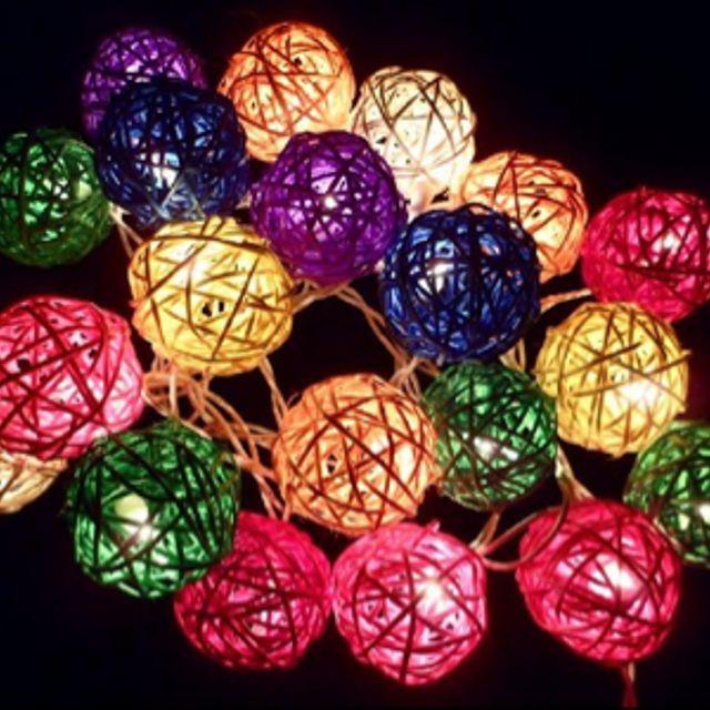 Đèn dây trang trí màu sắc quả cầu mây thái lan - 3446477 , 740065474 , 322_740065474 , 188000 , Den-day-trang-tri-mau-sac-qua-cau-may-thai-lan-322_740065474 , shopee.vn , Đèn dây trang trí màu sắc quả cầu mây thái lan