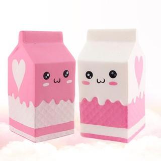 Đồ Chơi Squishy Bình Sữa Dễ Thương |shopsquishydep