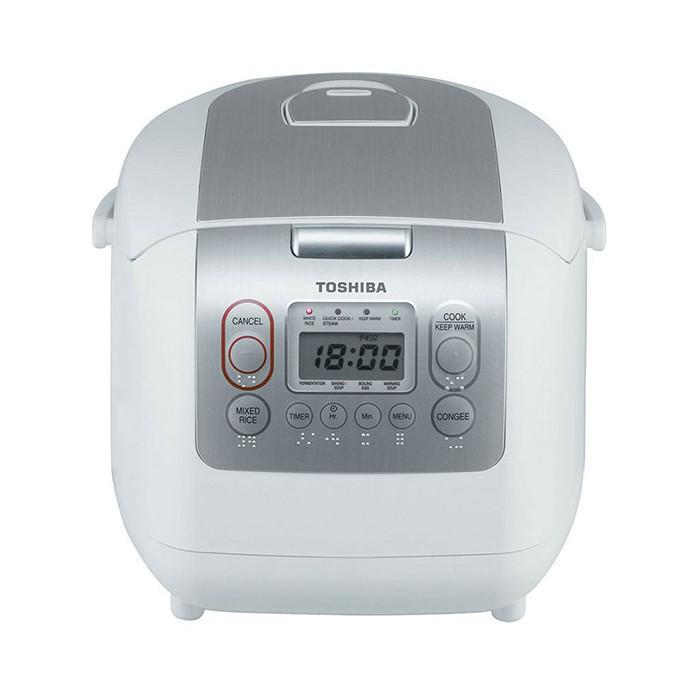 Nồi cơm điện Toshiba RC-10NMFVN(WT) 1.0L